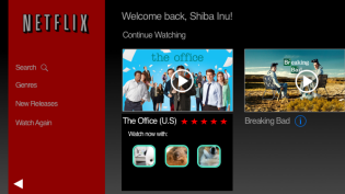 Netflix: Watch with..