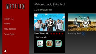 Netflix: Watch with..